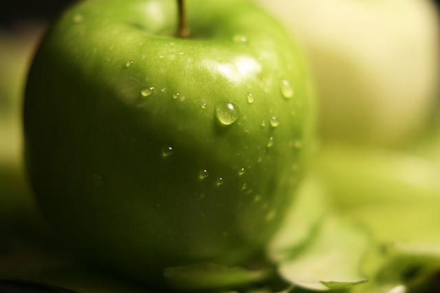 Green Apple How to Write a Poem