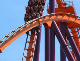 Raging Bull Roller Coaster How to Write a Poem Similes on the Spot